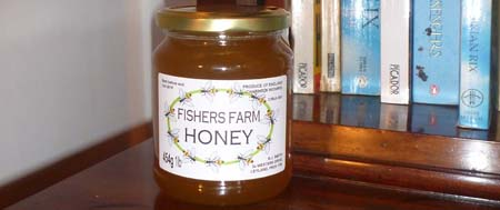 Fishers Farm honey
